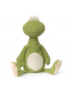 Grenouille peluche Ach Good! Beasts Sigikid -