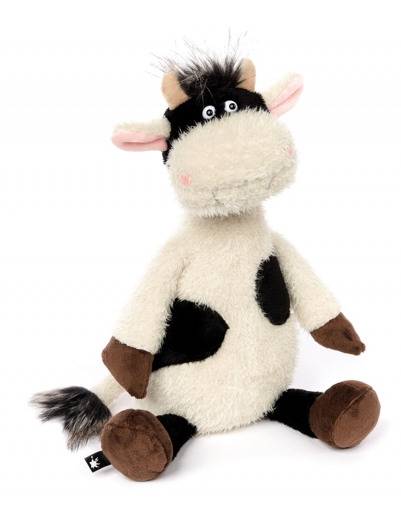 Peluche vachette Ach Good Collection Beasts Sigikid 38 cm -