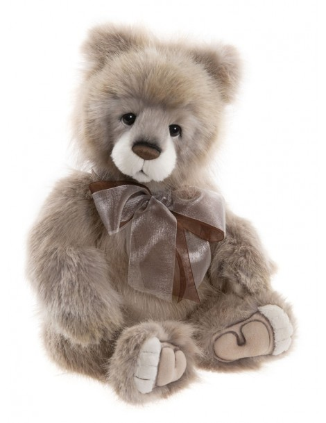 Ours en peluche Smithers 50 cm Charlie Bears -