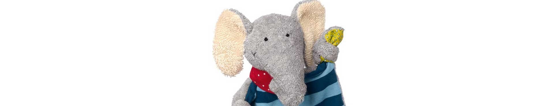 Peluche Animaux Sauvages